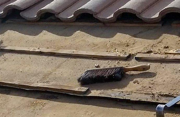 Roof rrepair sample pic 1of3