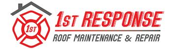 1st Response Roofing Logo