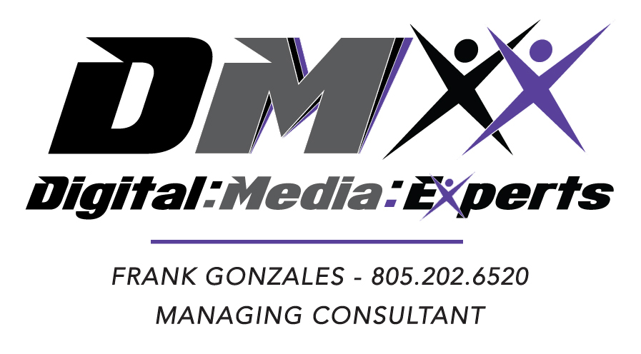 Digital Media Experts - Frank Gonzales Managing Consultant - 805-202-6520